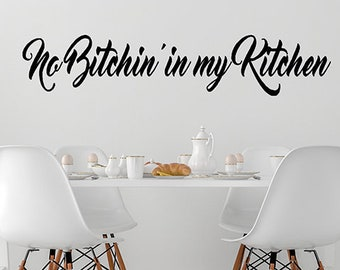Wall Decals For Kitchen | Kitchen Wall Decal Etsy