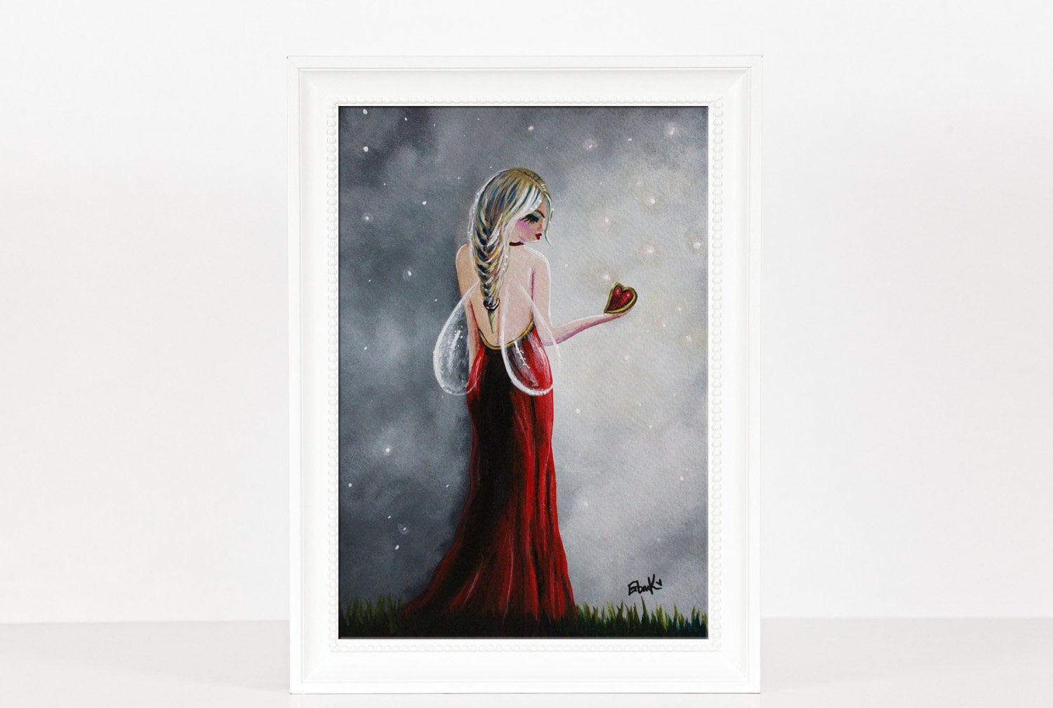 Scarlett and the Winter Faeries