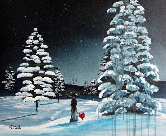 Fantasy Winter Art