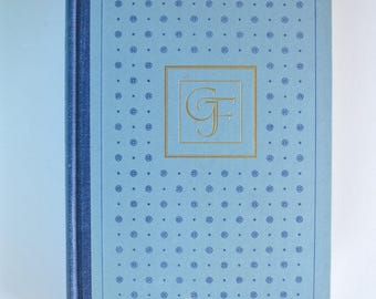 Madame Bovary by Gustave Flaubert, Hardcover Vintage Book, 1957 Edition, Steegmuller Translation, Collectible Classic