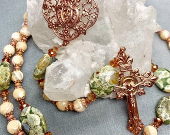 Cable Rosaries