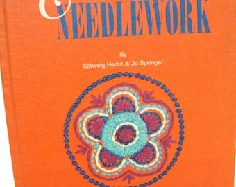 Creative Needlework book Fawcett Publications 1969