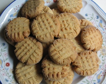2 doz. peanut butter cookies