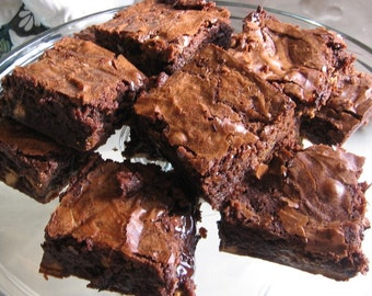 1 doz. peanut buttery brownies
