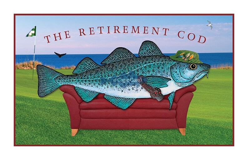 The Retirement Cod image 0
