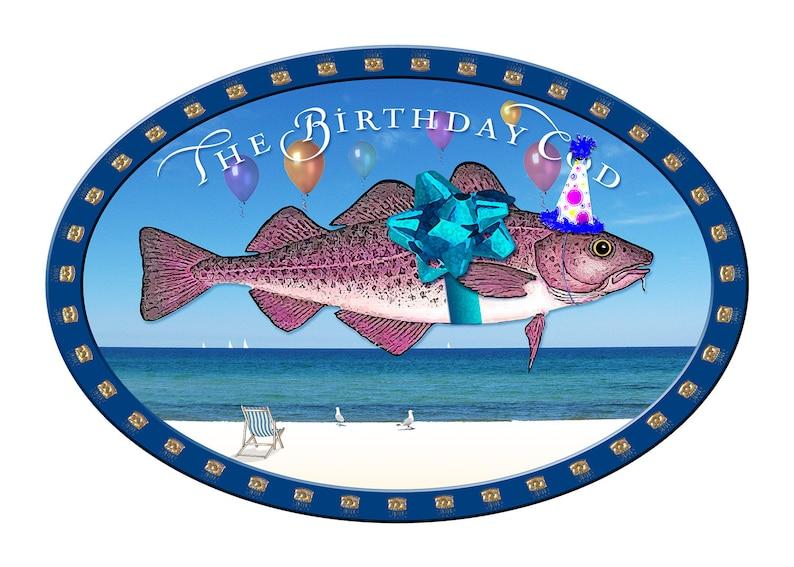 The Birthday Cod 2.0 image 0