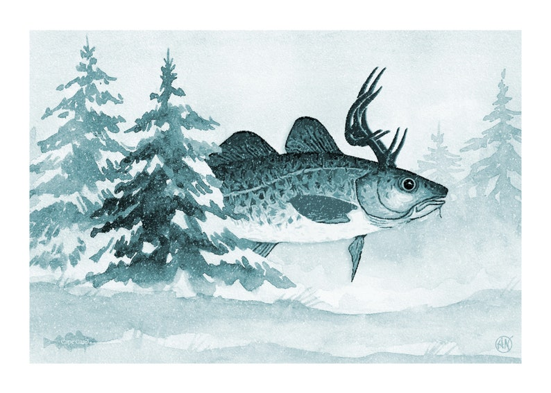 The Winter Cod image 0