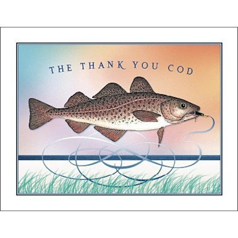 The Thank You Cod 10 notecods image 0