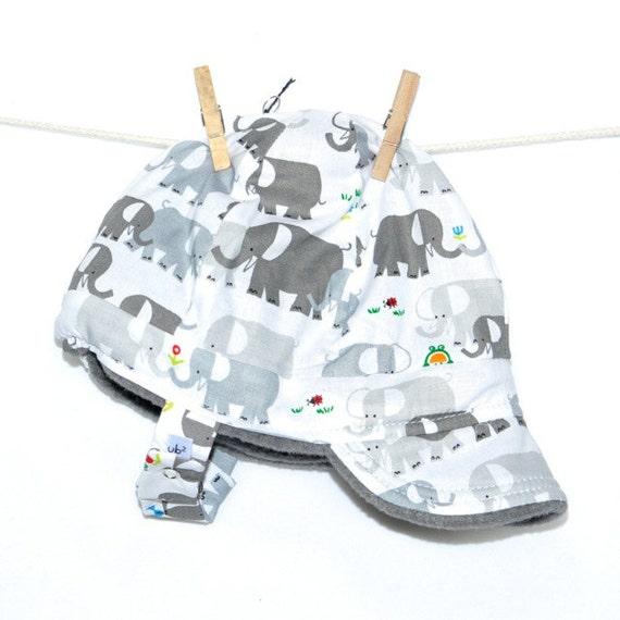 UB2 organic PACHI PALS an elegant elephant warm baby boy  76b7d98f910e