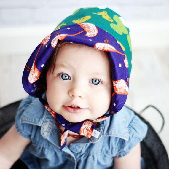 Unicorn! UB2 Urban Baby Bonnets modBonnet in Go Sparkle