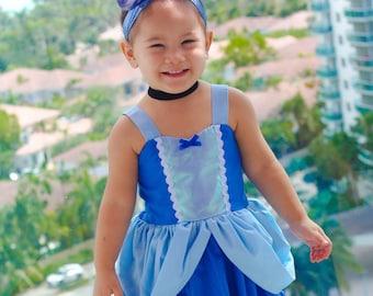 Play Dresses for girls Halloween, Cinderella dress girls, toddler girl princess dress, Play dress for girls summer,Disney Princess dress