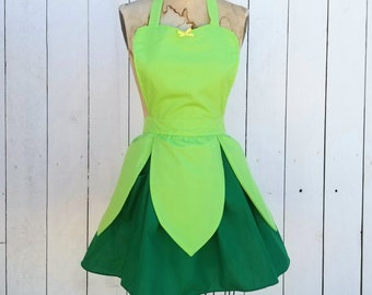 tinkerbell costume apron tinkerbell apron peter pan costumes womens apron fairy costume costume apron halloween costume group costume