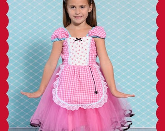 Miss Muffet costume, Itsy Bitsy Spider birthday, Halloween Costume, toddler girls Halloween Costume, Lover Dovers