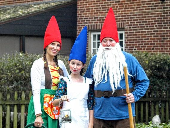 Gnome costume apron, Woodland apron, women\u0027s Halloween costume apron,  Halloween costume apron, fast and easy costume, teacher costume
