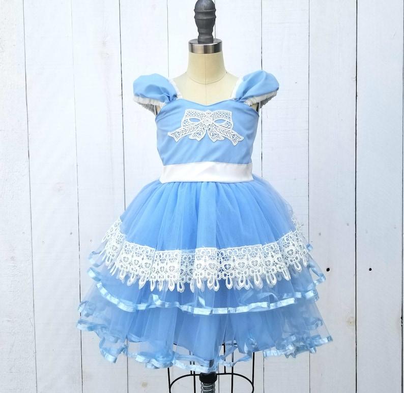 e8763a02133 ALICE IN WONDERLAND dress Alice in Wonderland costume baby
