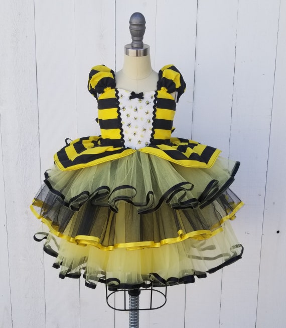 Bumble Bee Costume Outfit