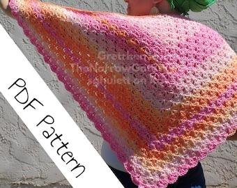 crochet shawl pattern for women, prayer shawl pattern crochet, gift for woman, widow gift loss of a wife, christian prayer shawl, wrap scarf