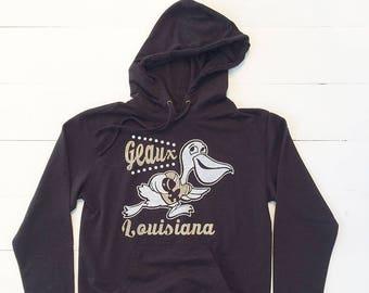 Geaux Louisiana Hoodie