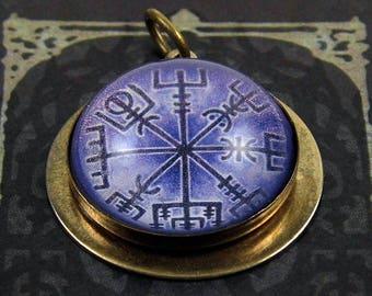 The Vegvísir Compass - Norse Talisman
