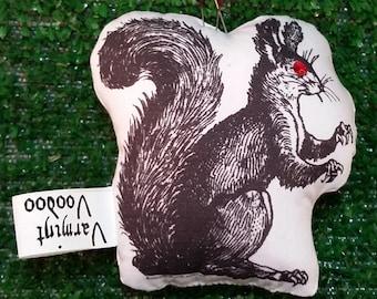 Varmint Voodoo Squirrel Edition - Supernatural - Pest Control - Voodoo Doll - Novelty Gift