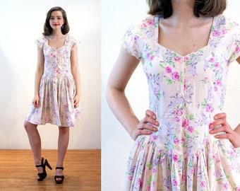 776c9e7567 80s Starina India Dress S