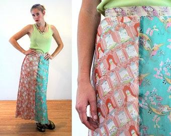 Vintage 1960/'s70/'s Skirt by Talbott Travler
