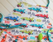 Kids-Aprons-Race-Cars-Chef-Art-Cooking-Kitchen-Baking-Play-Dough-Summer-Garden-Back-To-School-Smocks-Holiday-Birthday-Toddler-Gifts