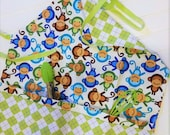Kids-Aprons-Tossed-Monkeys-Chef-Art-Cooking-Kitchen-Baking-Play-Dough-Summer-Garden-Back-To-School-Smocks-Holiday-Birthday-Toddler-Gifts