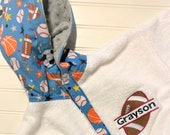 Personalized-Boys-Robes-Sports-Football-Soccer-Baseball-Bathrobes-Bath-Beach-Hooded-Towels-Terry-Beach-Cover-Up-Baby-Toddler-Kids-Teen-Gifts