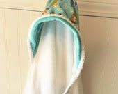Baby-Towels-Personalized-Hooded-Kids-Boys-Forest-Animals-Fox-Bear-Bath-Beach-Terry-Swim-Suit-Cover-Up-Swimwear-Child-Toddler-Shower-Gifts