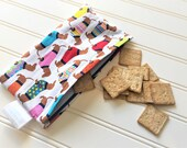 Snack-Bag-Puppy-Dogs-Eco-Friendly-Reusable-Sandwich-Food-Toy-Art-Make-Up-Baby-Wet-Dry-Baggies-Lunch-Preschool-Back-To-School-Kids-Gift-Sets