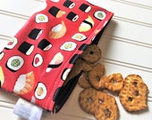 Snack-Bag-Sushi-Red-Black-Eco-Friendly-Reusable-Sandwich-Food-Art-Make-Up-Baby-Wet-Dry-Baggies-Lunch-Back-To-School-Kids-Birthday-Gift-Sets