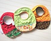 Baby-Bib-Burp-Holiday-Bib-Set-Halloween-Thanksgiving-Christmas-Personalized-Cotton-Minky-Newborn-accessories-Toddler-Shower-Birthday-Gifts
