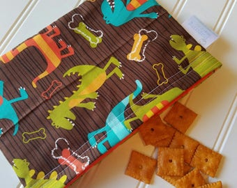 Snack-Bag-Dinosaurs-Eco-Friendly-Reusable-Sandwich-Food-Toy-Art-Make-Up-Baby-Wet-Dry-Baggies-Lunch-Preschool-Back-To-School-Kids-Gift-Sets