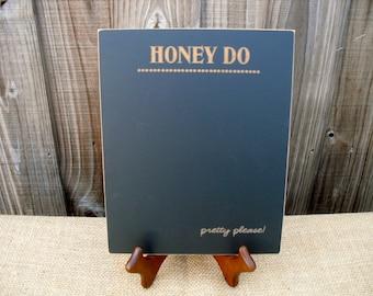 Honey Do List Chalkboard with Easel - Item E1502