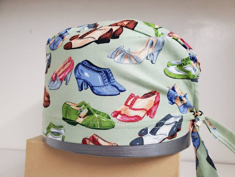 Unisex Scrub Hat Men/'s or  Women/'s Surgical Scrub Cap Shoes /& More Shoes