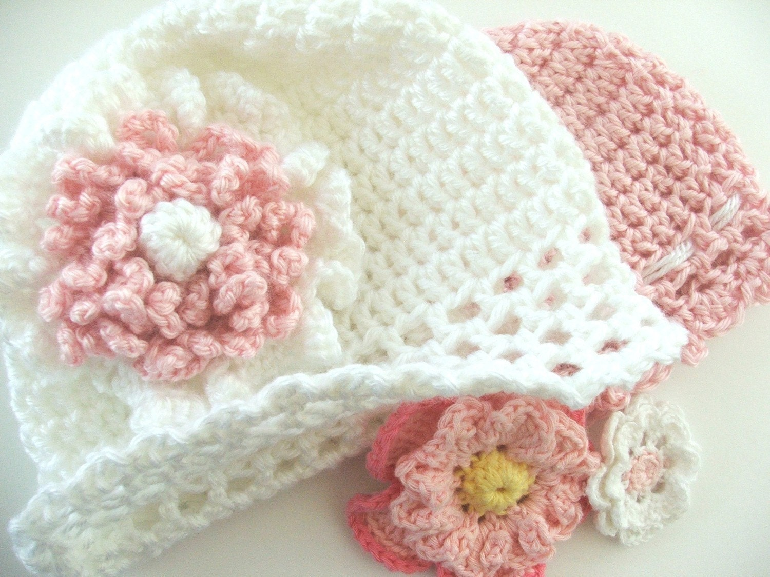 Crochet Baby Bonnet Pattern Unique Decoration