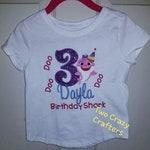 Shark baby girl birthday shirt, ruffle dress, tutu