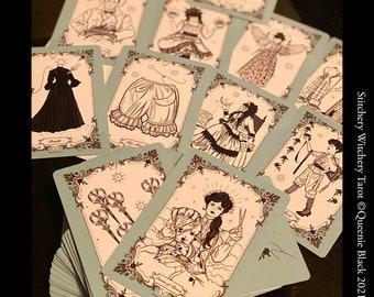 Stitchery Witchery Tarot Deck