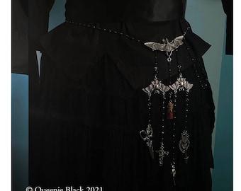 Vampire Chatelaine Belt Charms