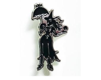 Witch Wisdom Enamel Pin
