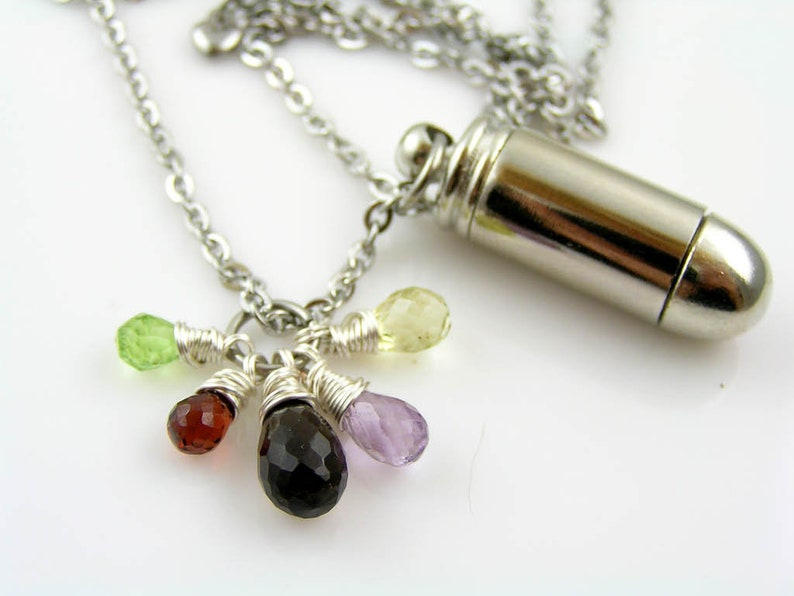 I speak for those who have no voice Inspirational Necklace Protection Necklace N2201 Animal Lover Gift Gemstone Necklace