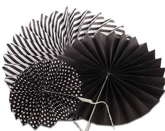 Spring Sale 3 Piece Spiral Fan Set Party Decor Supplies Many colors to choose from