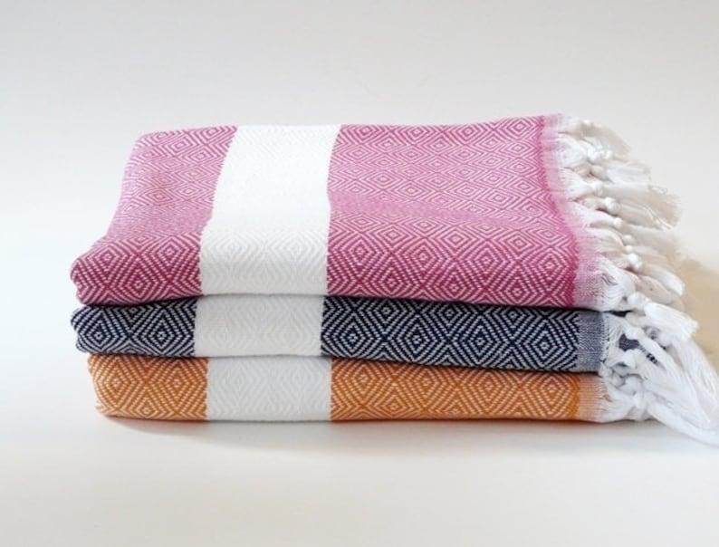 Hammam towel customizable image 0