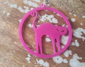 Unlucky Kitty Hoops More Colors