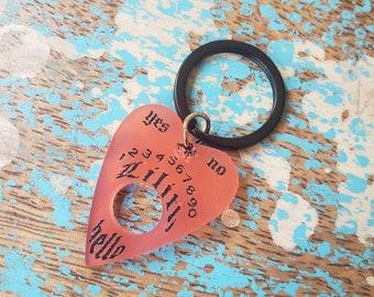 Ouija Frost Pet or Key Chain ID Tag Custom