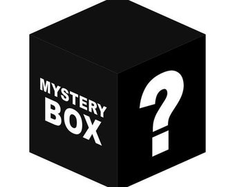 MYSTERY HORROR BOX Torture Couture Assorted Surprise Gift Trick R Treat Halloween Alternative Fashion Gothic Punk Scene Emo Lolita spooky