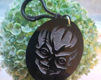 Trick-R-Treat Sam Key Ring Bag Clip