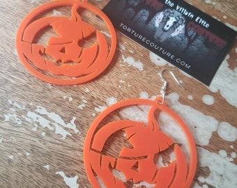 Bashed Pumpkin Hoops More Colors