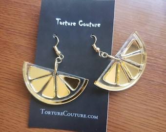Fruit Slice Earrings - More Colors
